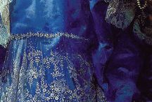 Fabric Detail in Art