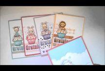 Greeting Cards Handmade by Livartnow / Handmade Greeting cards