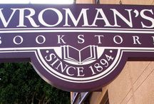 Favorite Bookstores / Awesome bookstores to visit!