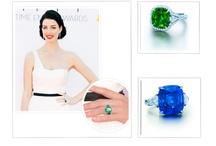 B Glamorous - 2012 Emmy Awards Jewelry Fashion / Braunschweiger Jewelers' favorite celebrity 2012 Emmy jewelry.