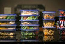 Clean Meals + Prep Ideas