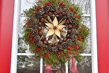 Holiday decor / by Courtney Nelson