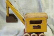 wooden toys / by Dee Rolston