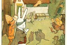 Alice in W:Mabel Lucie Atwell / Alice in wonderland (illustrator)