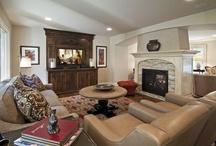 Fireplaces, Bars & Entertainment Centers