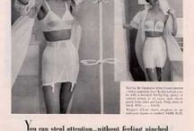 50s Fashion Advertising Campaigns