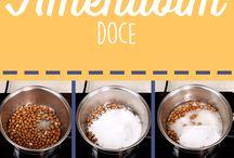 Receitas para Festa Junina / Receitas deliciosas para festa junina. Doce, salgada, com milho, amendoim. Receitas práticas.
