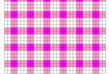 Crochet layout