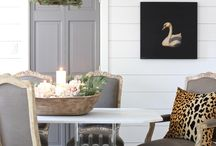 Staged Dining Spaces / Staging Dining Rooms