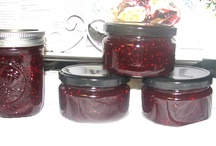 Day 184: Raspberry Mint Jam