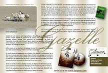 GAZELLE, DVD par Jean-François PIGNON / Gazelle, c'était le nom de son cheval. Film à découvrir absolument !