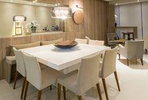 Tour virtual por um apartamento decorado - cores suaves e mobiliário de alto padrão!
