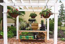 Backyards & Gardening / by Amanda Colby