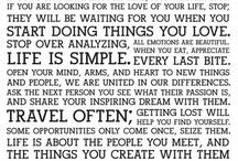 Great Quotes / by Lisa DeRoche