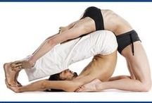 acroyoga / A resource for you to learn how to get started or better at partner yoga.