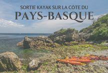 Pyrénées Atlantiques Voyage / Découvrez tous nos conseils et idées pour visiter le pays basque et le béarn pour rendre votre voyage unique !