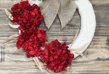 DIY Christmas Wreaths / DIY Christmas and Winter wreaths