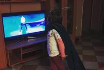 My Insta photos #queenelsa #frozen  #mydaughter