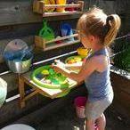 Kids spiel Küche