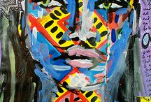Faces / Faces in art