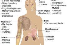 Fibromyalgian kanssa eläminen