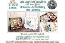 La-La Land Crafts EVENTS