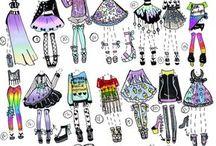 Desene de modă