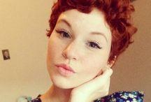 ➕ Pixie cacheado | Inspiração / Inspirações de cabelos cacheados estilo pixie