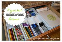 Organizing / by Linda Guerrero