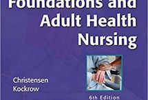 Foundations and Adult Health Nursing 6th Edition by Christensen – Kockrow
