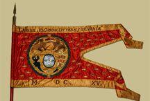 Zászló, címer