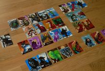 Magic:The Gathering Artist Proof Cards