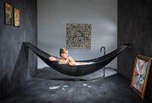 стильные ванны