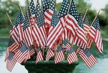 The 4th, Memorial Day, and Veterans Day Ideas.... / by Jennifer Benko