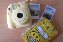 Instax mini8 / camera