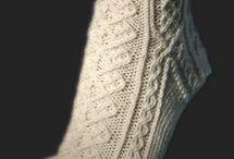 вязание носки, тапочки
