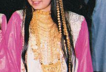 Arab traditional dresses