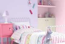 Child's Play / Inspire your children with these colour schemes