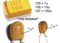 marcare condensatori smd