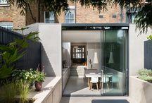 Wnętrza / Przykłady najlepszego designu architektury. Znajdziecie tu to co  lubimy najbardziej - domy jednorodzinne:)