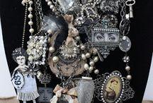 DIY art jewelry / by Carol Eaton