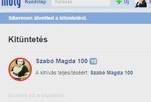 My Insta photos #szabomagda100 #kihívás #moly
