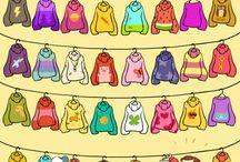 cartoons! <3