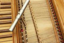 Harpsichord geekery