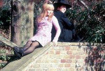 John and Cynthia Lennon in Surrey England ♥