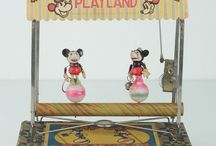 Vintage Disney Toys!