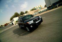 Armoured Toyota Landcruiser VXR 2012 / Armored toyota Toyota Landcruiser VXR 2012