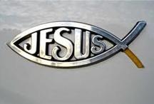 """Kors og """"fisk"""""""