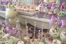 fiesta Man Y unicornio
