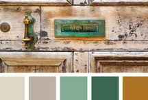 Color Your World / Great color combinations that we love.